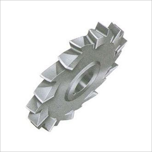 Staggered Tooth Side Milling Cutter Carbide Brazed-HSS