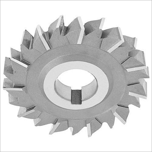 SIDE AND FACE Milling Cutter Carbide Tip Brazed HS