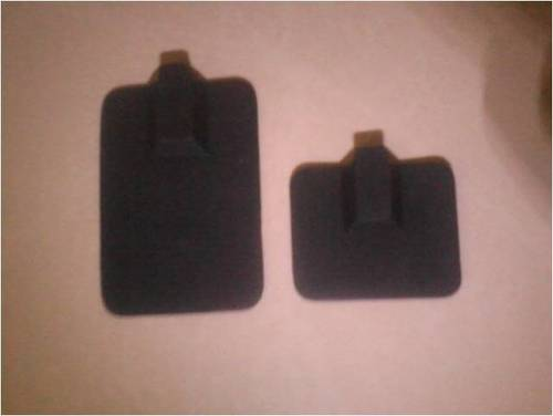 Silicone Rubber IFT Machine Pads