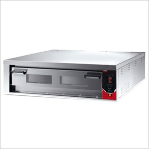 Gas Stone Base Deck Oven