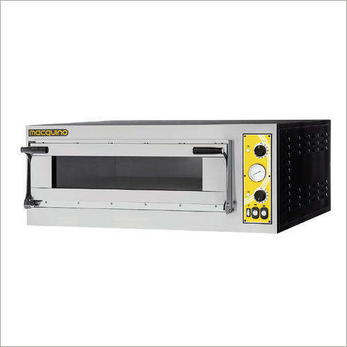 Stone Base Electric Oven