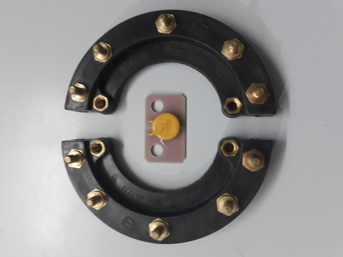 ROTATING RECTIFIER ASSEMBLY - LS