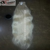 Blonde Straight Virgin Hair Extension