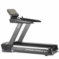 Treadmill Commercial Motorized Q7