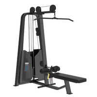 Lat Pulldown Straight Arm