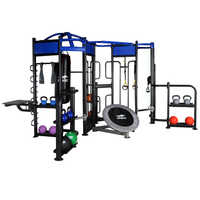7518 B Crossfit Gym Machine