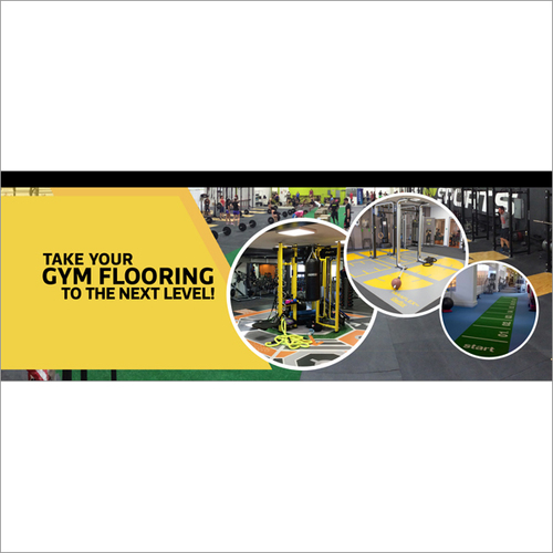 Commercial Gym Flooring Services