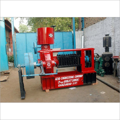 9 Bolt Single Gear Oil Expeller