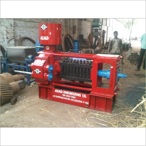 Single Gear 9 Bolt Oil Expeller