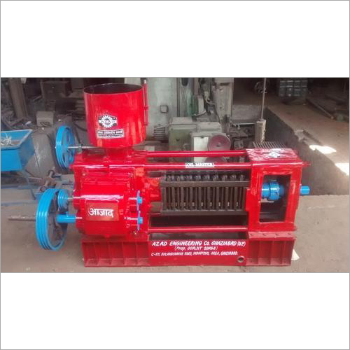 9 Bolt Double Gear Oil Expeller