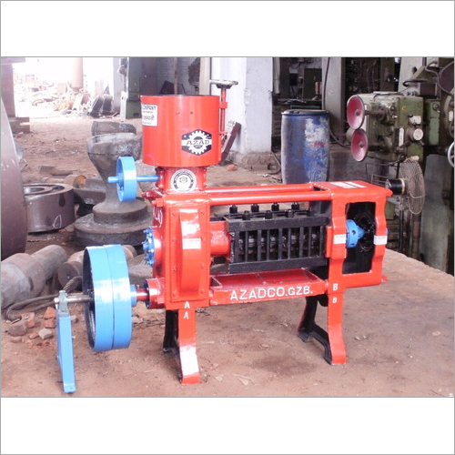 4 Bolt Single Gear Oil Expeller