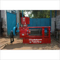 9 Bolt Single Gear Oil Expeller Bed Type