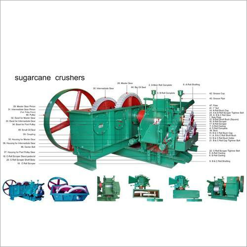 Sugar Cane Juice Mill