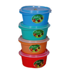Plastic Kitchen Storage Container