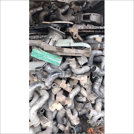 Alumunium chamber scrap