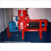 4 Bolt Double Gear Oil Expeller