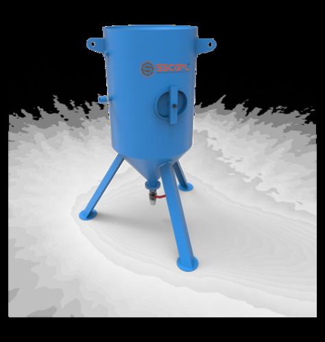 Sand Blasting Hopper