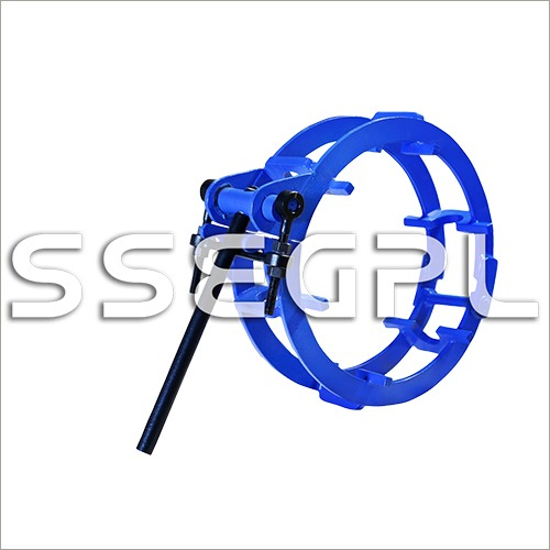 Manual Pipe Clamp