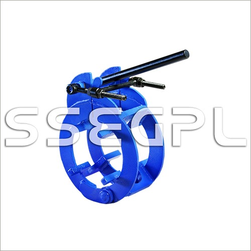 Mechanical External Line Up Clamp