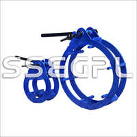 External Line Up Clamp