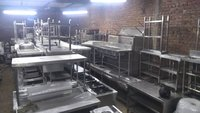 Used Commercial Kitchen Equipment's