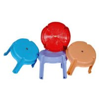 Plastic stool patla mint