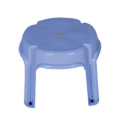 Plastic stool pilot mint