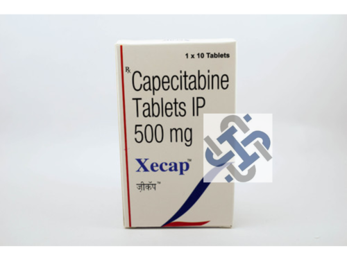 Xecap Capecitabine 500mg Tablet