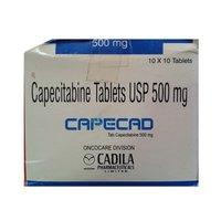 Capecad Capecitabine 500mg Tablet