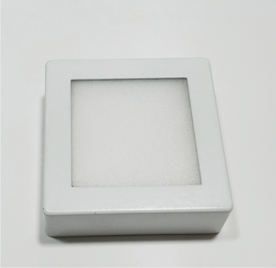 8 W SQ SURFACE PANEL