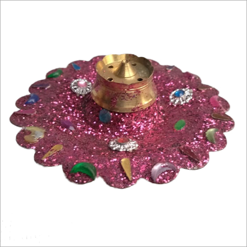 Brass Dhoop Stand
