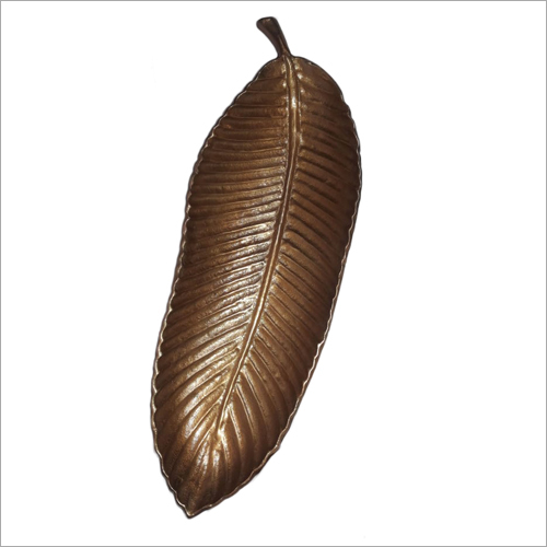 Brass Decorative Leaf