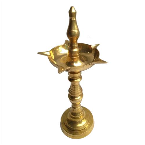 Brass Pooja Lamp