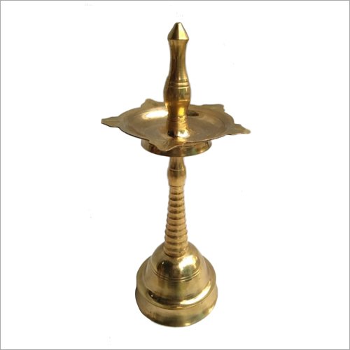 High Quality Brass Pooja Lamp