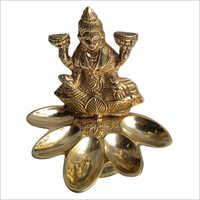 Brass Laxmi Statue