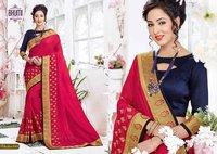 Best Designer Silk Sarees