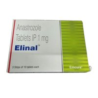 Elinal Anastrozole 1mg Tablet