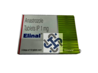 Elinal Anastrozole 1mg Tablet