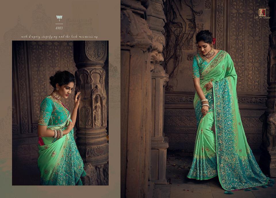 Branded Heavy Designer Sarees