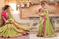 Hitansh Beautiful Designer Sarees