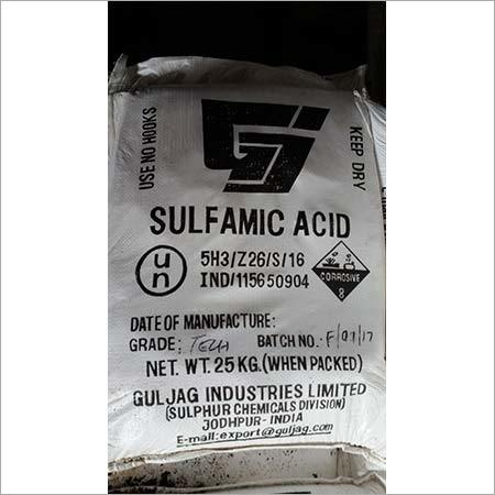 Sulfamic Acid -Technical