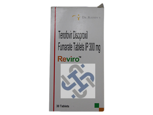 Reviro Tenofovir Disoproxil Fumarate 300mg Tablet