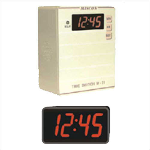 LED Digital Timer Switch