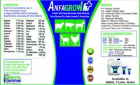 Livestock Growth Promoter Supplement (Anfagrow Plus)