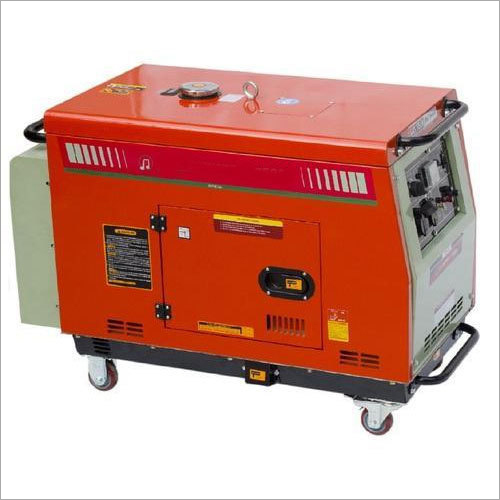 Portable Diesel Power Generator