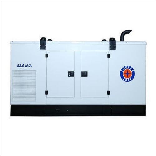 Cooper Diesel Generator