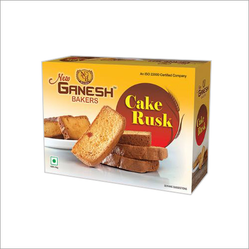 Delicious Cake Rusk