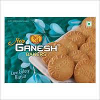 Low Calories Biscuit