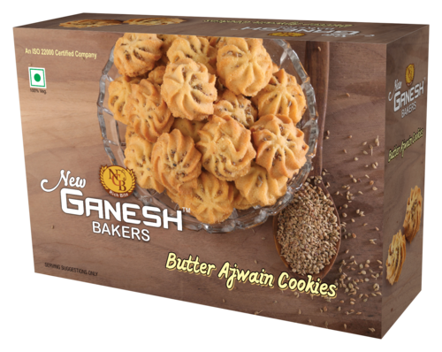 Butter Ajwain Cookie