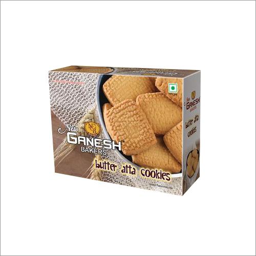 Butter Atta Cookie
